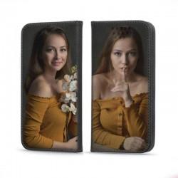 POCHETTE FLOWER BLANCHE UNIVERSELLE POUR TELEPHONES ET LECTEURS MP3