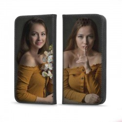 COQUE BUTTERFLY MAUVE POUR SAMSUNG GALAXY S3 MINI GT-I8190
