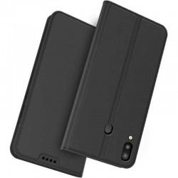 Sac POUCH noir pour téléphones portables