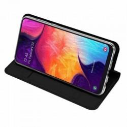 Mini chargeur orange secteur 220V pour téléphones, tablettes ou lecteurs MP3
