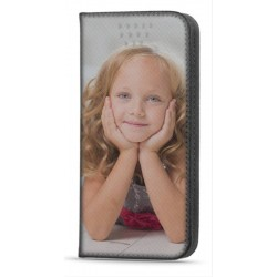 Coque COEUR FLEURI pour Samsung Galaxy S5 mini GT-I9195X