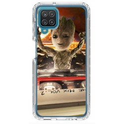 Coque Rigide ANGRY BIRD ROUGE pour Samsung Galaxy Mega 5.8