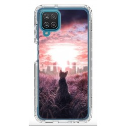 Coque Rigide USA pour Samsung Galaxy CORE