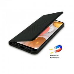 Coque souple SILICONE bleue pour Samsung Galaxy S6